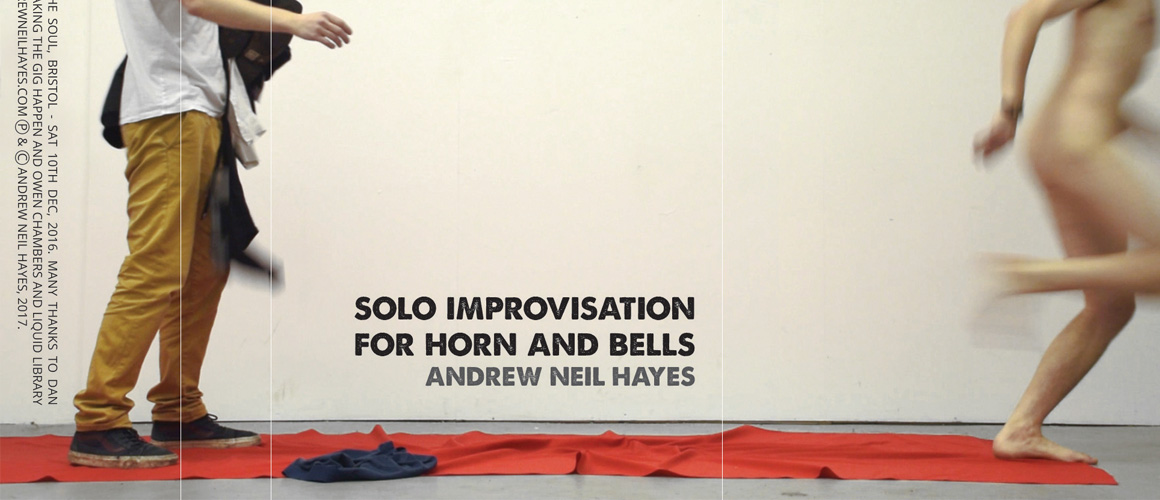 Solo Improvisation For Horn and Bells
